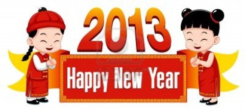 15247816-chinese-kids-with-happy-new-year-2013-sign