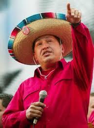 hugo chavez funny hat