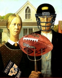 American-Gothic-Footbal-Player---67718