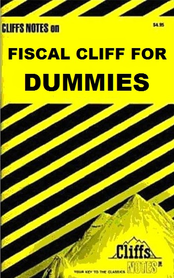 The fiscal Cliff | CourseNotes