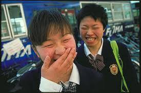 japs laughs