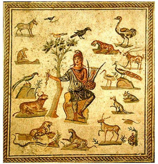 DEVIRoman-mosaic-depicting-Orpheus